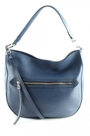 Gianni chiarini Carry Bag dark blue-silver-colored business style
