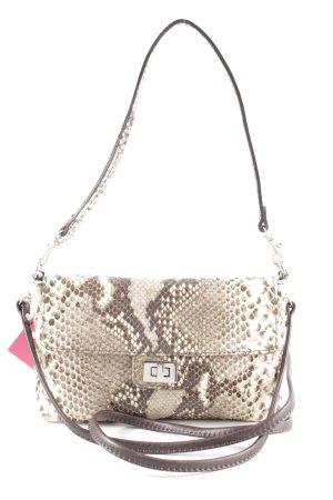 Gianni chiarini Shoulder Bag animal pattern casual look