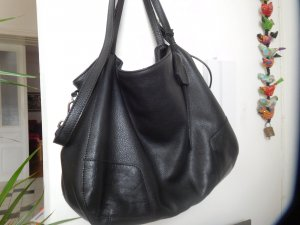 Gianni chiarini Pouch Bag black leather