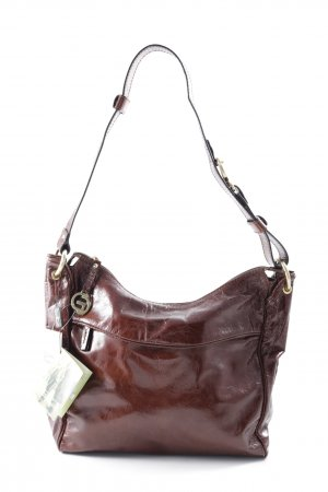 Gianni Conti Shoulder Bag brown-cognac-coloured casual look