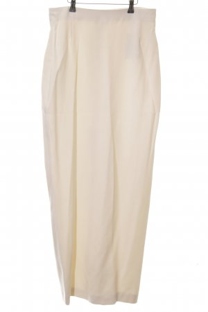 Gianni Versace Maxi rok wolwit casual uitstraling