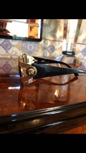 Gianni Versace Occhiale da sole rotondo nero