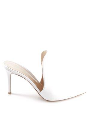 Gianvito rossi Zomerschoenen met hak wit elegant