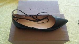 Gianvito rossi Ballerinas black