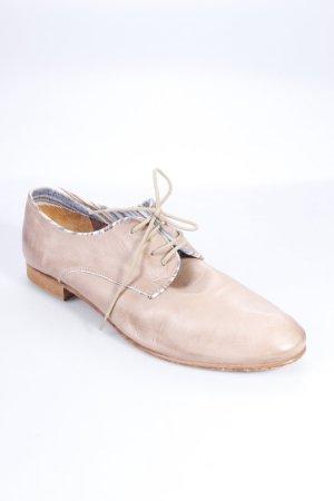 Gidigio Schnürschuhe aus Leder