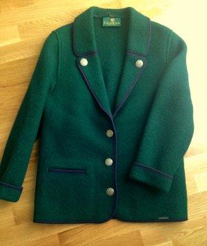 Giesswein Traditional Jacket dark green-green