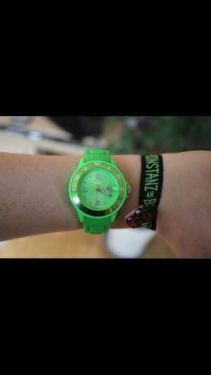 Ice watch Reloj verde neón