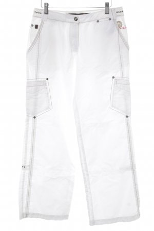 Giga Dx Cargo Pants white-black casual look