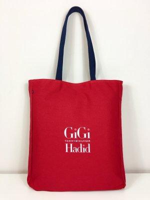 Gigi Hadid for Tommy Hilfiger Shopper Tote Bag Schultertasche