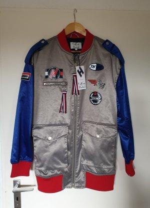 Gigi Hadid x Tommy Hilfiger Oversized Jacket multicolored