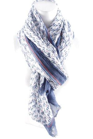 Gigi Hadid x Tommy Hilfiger Halsdoek prints met een thema casual uitstraling
