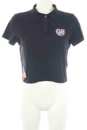 Gigi Hadid x Tommy Hilfiger Polo-Shirt mehrfarbig Casual-Look