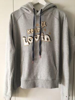 Gigi Hadid x Tommy Hilfiger Sweatshirt in Größe XL