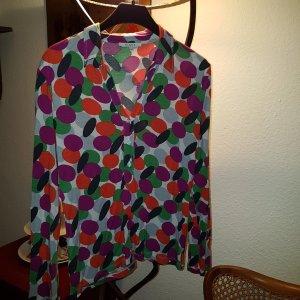 Gigue Blusa de manga larga multicolor Viscosa