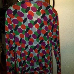 Gigue Viskose Shirt Bluse Dots Retromuster Gr36