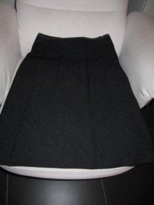 Gil Bret Falda de lana gris antracita-gris oscuro Lana