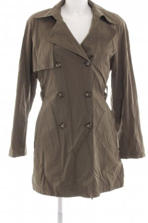 Gil Bret Pea Jacket brown business style