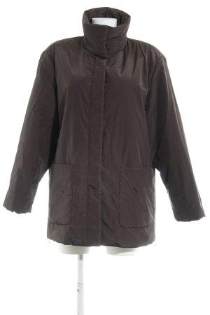 Gil Bret Down Jacket dark brown casual look