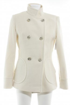 Gil Bret Fleece Jackets cream-dark grey casual look
