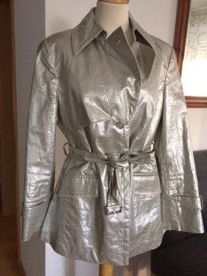 Gil Bret kurz Mantel Silber Größe 42