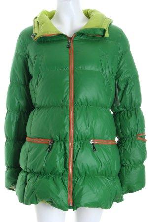 Gil Bret Kurzmantel grün-neongrün Casual-Look