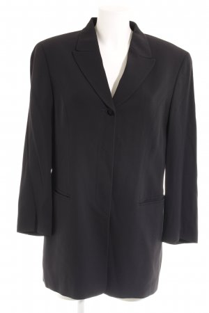 Gil Bret Long-Blazer schwarz Business-Look