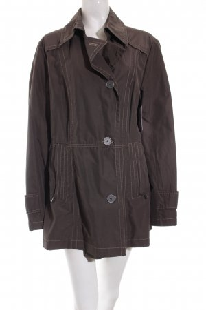 Gil Bret Parka brown casual look