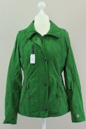 Gil Bret Regenjacke grün Größe 38 1710540160747