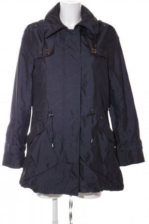 Gil Bret Heavy Raincoat blue casual look