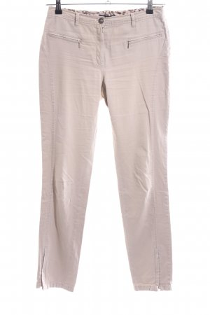 Gil Bret Stoffhose creme Casual-Look