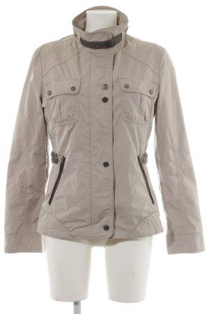 Gil Bret Übergangsjacke beige-graubraun Casual-Look
