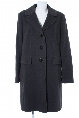 Gil Bret Wool Coat dark grey casual look