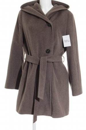 Gil Bret Wool Coat grey brown flecked business style