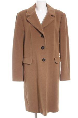 Gil Bret Cappotto in lana marrone chiaro stile professionale