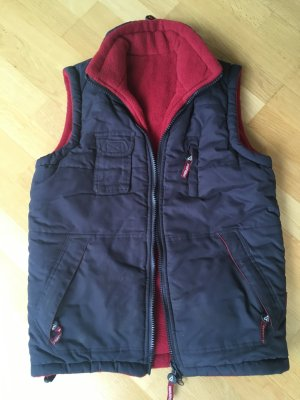 Outdoor Jacket red-blue