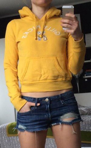 Gilly Hicks Hoodie Kaputzenpullover, gelb (Abercrombie)