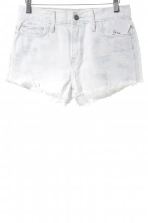 Gilly Hicks Skorts weiß Jeans-Optik