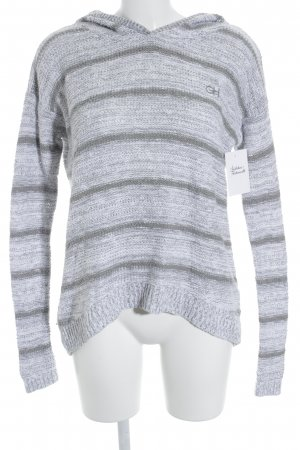 Gilly Hicks Strickpullover Streifenmuster Casual-Look