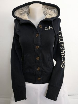 Gilly Hicks Sweatjacke mit Teddyfutter (Gr. XS)