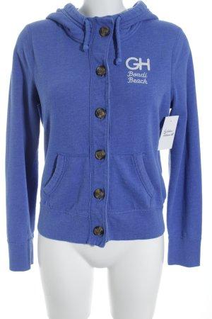 Gilly Hicks Sweatjacke stahlblau sportlicher Stil