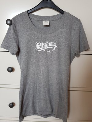 Gilly Hicks T-Shirt grau mit Print