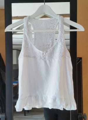 Gilly Hicks Tanktop Gr. S weiss