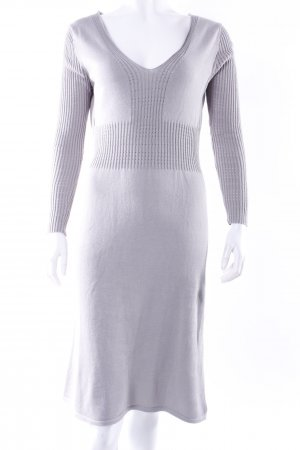 Gin Tonic Strickkleid grau