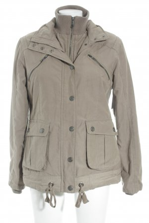 Gin Tonic Winterjacke olivgrün Casual-Look