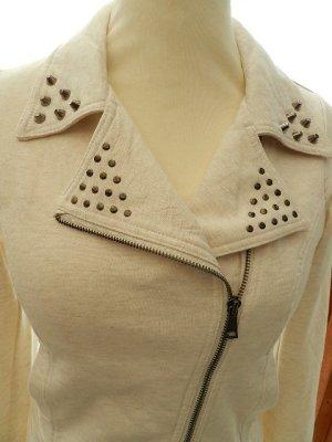 Gina Benotti Biker Jacket natural white