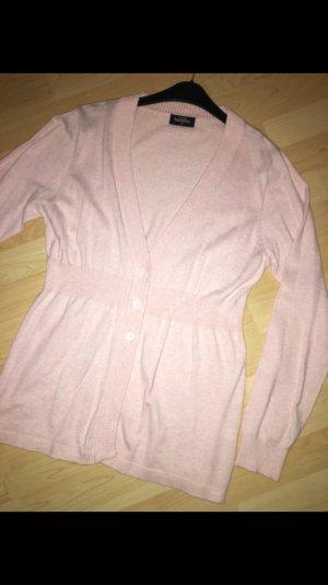 Gina benotti Strickjacke cardigan rosa Gr L / XL neu