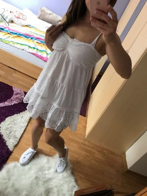 Gina Benotti Robe Sweat blanc
