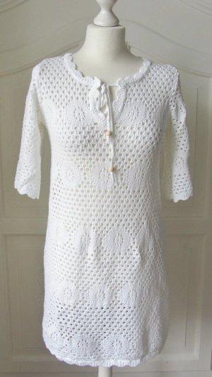 Gina Benotti Tunika Gr. S Weiß nur 1 x getragen