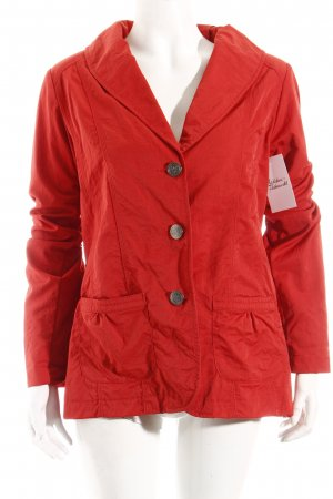 Gina Laura Blazer rot Casual-Look