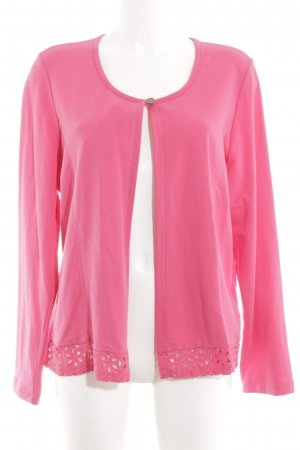 Gina Laura Cardigan pink Casual-Look